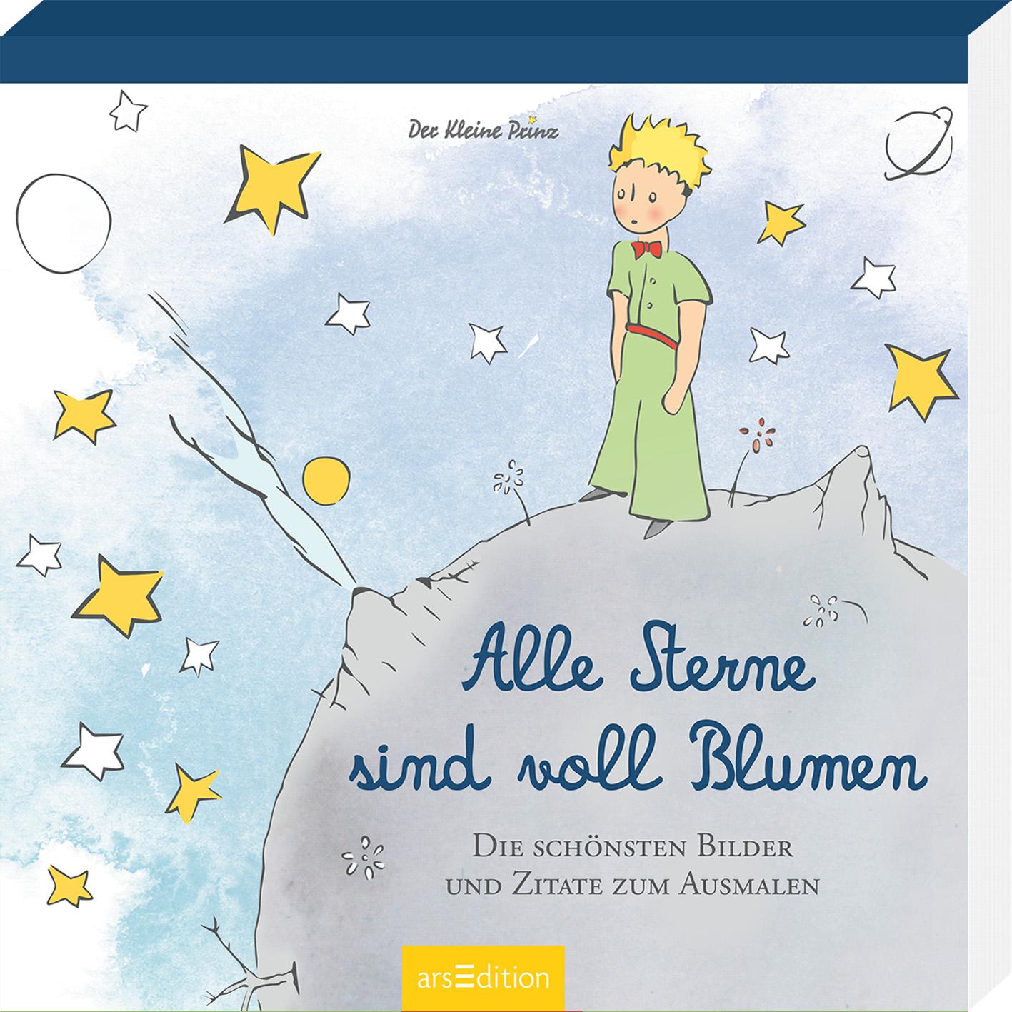 Gewinnspiel Blogparade 75 Jahre Der Kleine Prinz Man